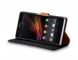 Momax Sony Xperia Z Flip Diary Case