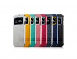 Momax Flip View Case For Samsung Galaxy S4 i9500