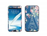Newmond Paris Screen Protector for Samsung Galaxy Note 2