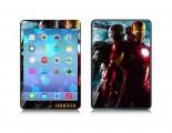 Newmond Crystal Iron Man Screen Protector for iPad Mini / Mini Retina