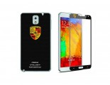 Newmond Porsche Crystal Premium Tempered Glass Protector for Samsung Galaxy Note 3