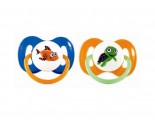 Nurtria Silicone Pacifiers Fish And Turtle