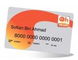Oh-Premium Card