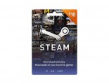 Steam Card US $10