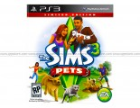 The Sims 3 Pets Limited Edition (PS3)