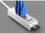 UNITEK Y-3052 USB 3.0 3-Port Hub with SD Card Reader
