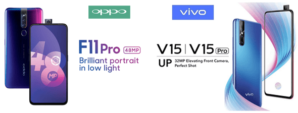 Oppo F11 Pro Oppo V15 V15 Pro
